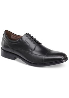 Johnston & Murphy Men's Bartlett Cap-Toe Lace-Up Oxfords Men's Shoes