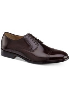 Johnston & Murphy Men's Bradford Cap-Toe Bluchers Men's Shoes