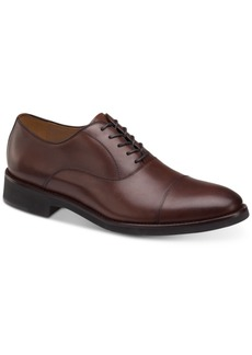 Johnston & Murphy Men's Carlson Cap-Toe Oxfords Men's Shoes