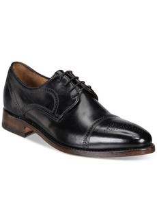 Johnston & Murphy Men's Collins Cap-Toe Oxfords Men's Shoes