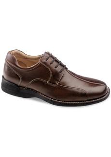 Johnston & Murphy Men's Comfort Shuler Bike Toe Oxford Men's Shoes