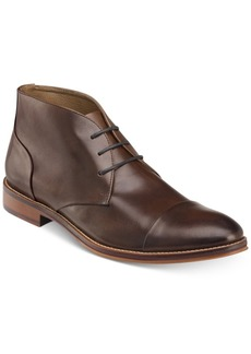 Johnston & Murphy Men's Conard Cap-Toe Chukka Boots Men's Shoes