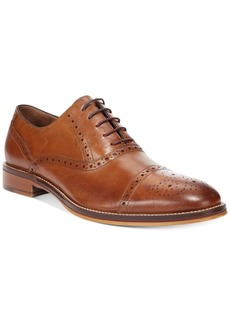 Johnston & Murphy Men's Conard Cap-Toe Oxford Men's Shoes