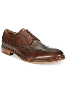 Johnston & Murphy Men's Conard Wing Tip Oxford Men's Shoes