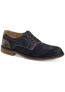 Johnston & Murphy Men's Copeland Water-Resistant Plain-Toe Bluchers Men's Shoes