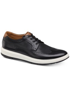 Johnston & Murphy Men's Elliston Wingtip Sneakers Men's Shoes