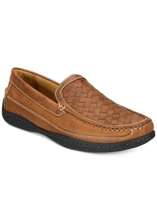 Johnston & Murphy Men's Fowler Woven Venetian Driver Men's Shoes