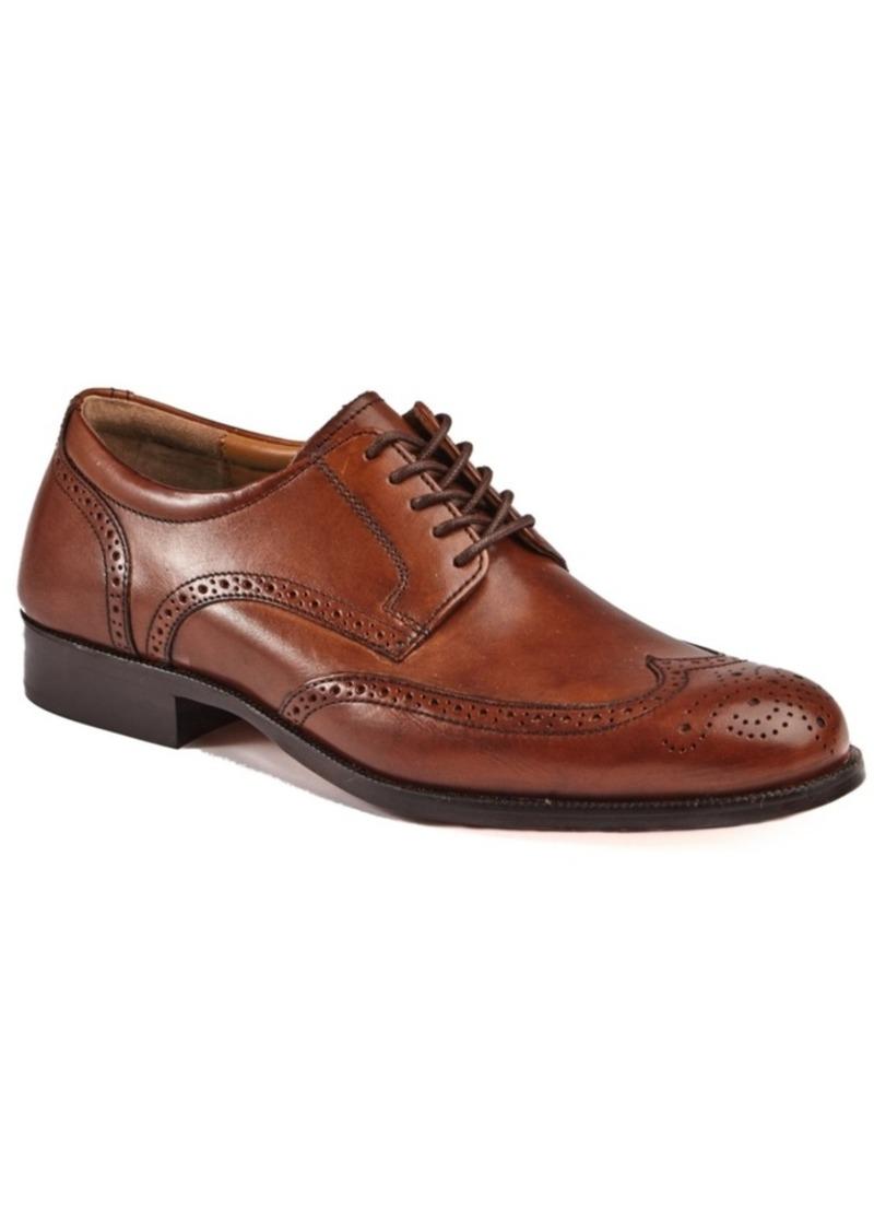 Johnston & Murphy Men's Harmon Wingtip Dress Shoes Men's Shoes