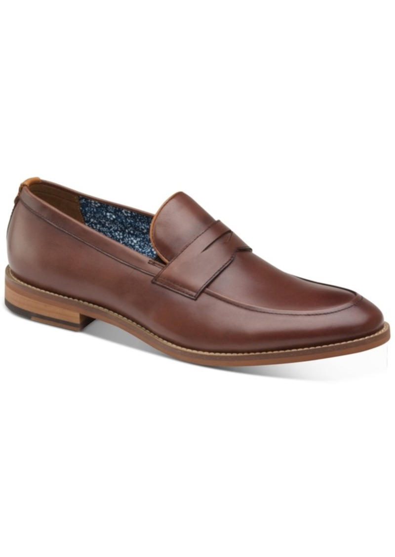 Johnston & Murphy Men's Haywood Penny Loafers Men's Shoes
