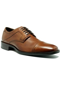 Johnston & Murphy Men's Larsey Cap-Toe Oxford Men's Shoes