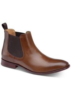 Johnston & Murphy Men's McClain Chelsea Boots Men's Shoes