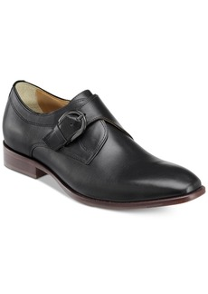Johnston & Murphy Men's McClain Monk Strap Slip-on Loafers Men's Shoes