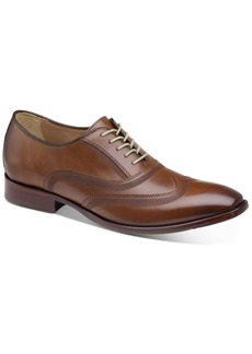 Johnston & Murphy Men's McClain Wingtip Oxfords Men's Shoes