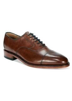 Johnston & Murphy Men's Melton Cap Toe Oxford Men's Shoes