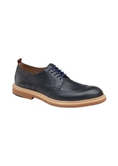 Johnston & Murphy Men's Pearce Wingtip Shoes Men's Shoes