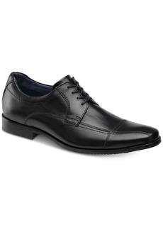 Johnston & Murphy Men's Rollins Cap-Toe Oxfords Men's Shoes