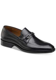 Johnston & Murphy Men's Sanborn Bit Loafers Men's Shoes