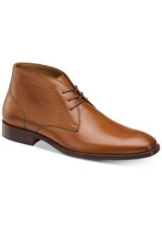 Johnston & Murphy Men's Sanborn Chukka Boots Men's Shoes