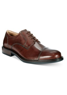 Johnston & Murphy Men's Tabor Cap Toe Oxford Men's Shoes