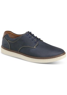 Johnston & Murphy Men's Walden Blucher Lace-Up Oxfords Men's Shoes