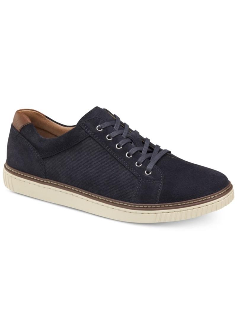 Johnston & Murphy Men's Walden Lace-to-Toe Sneakers Men's Shoes