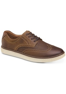 Johnston & Murphy Men's Walden Wingtip Lace-Ups, Created for Macy's Men's Shoes