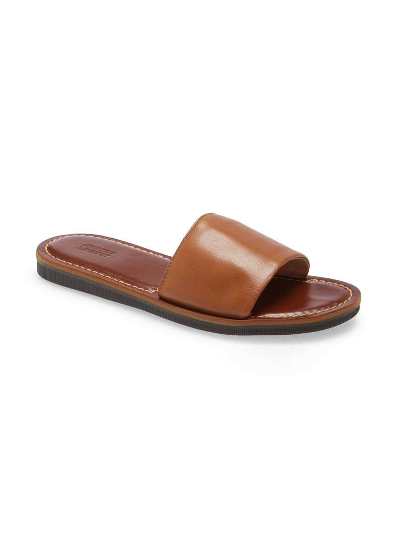 Johnston & Murphy Norris Slide Sandal (Men)