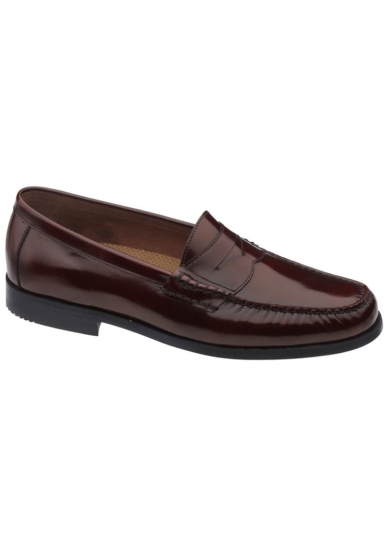 Johnston & Murphy Pannell Penny Loafers Men's Shoes