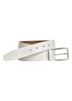 Johnston & Murphy Perforated Leather Belt
