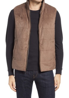 Johnston & Murphy Reversible Quilted Vest