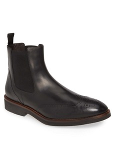 Johnston & Murphy Ridgeland Wingtip Chelsea Boot (Men)