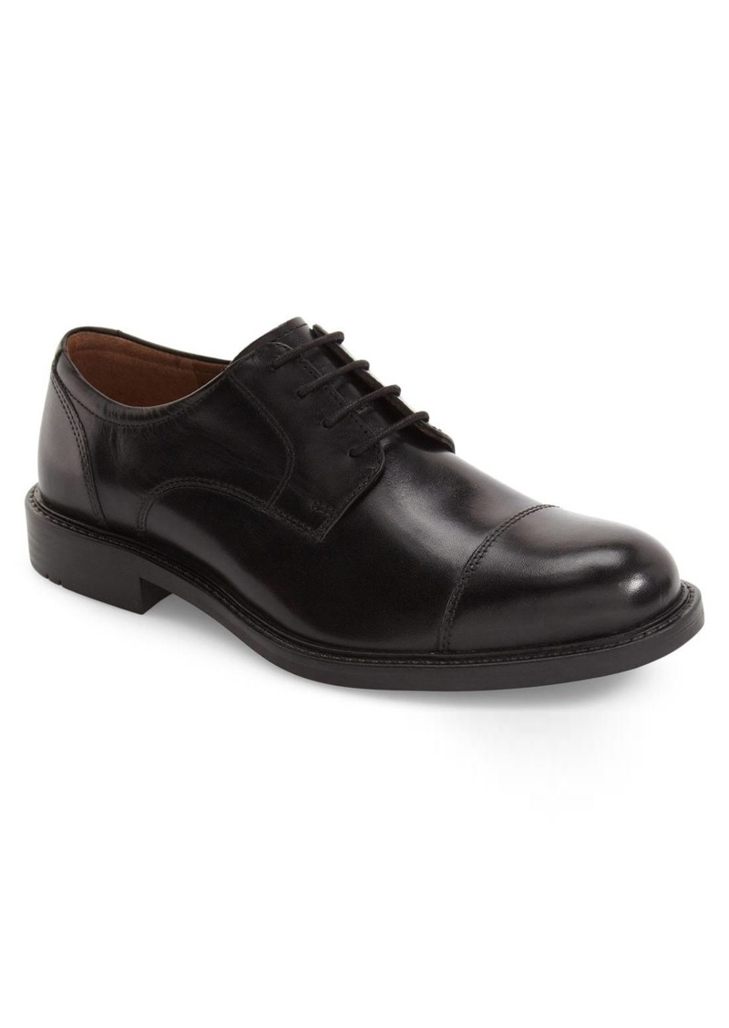 Johnston & Murphy Tabor Cap Toe Derby (Men)
