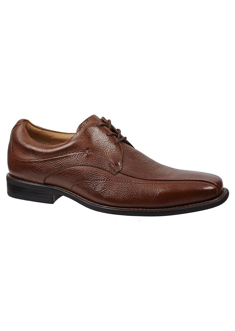 JOHNSTON & MURPHY Tilden Leather Oxfords