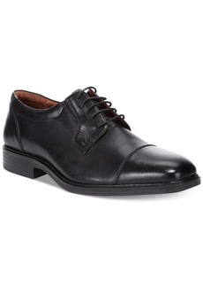 Johnston & Murphy Tillman Waterproof Cap-Toe Oxfords Men's Shoes