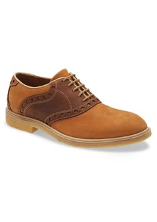 Johnston & Murphy Wagner Plain Toe Oxford (Men)