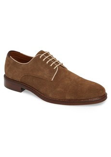 Johnston & Murphy Warner Cap Toe Derby (Men)