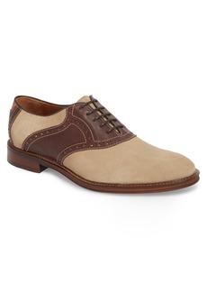 Johnston & Murphy Warner Saddle Shoe (Men)