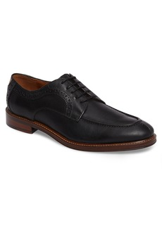 Johnston & Murphy Warner Split Toe Derby (Men)