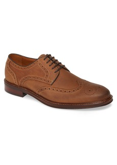 Johnston & Murphy Warner Wingtip Derby (Men)