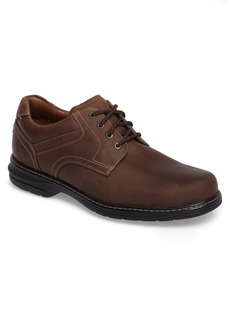 Johnston & Murphy Windham Waterproof Plain Toe Derby (Men)