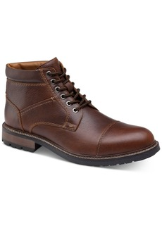 Johnston & Murphy Winstead Cap-Toe Boots Men's Shoes