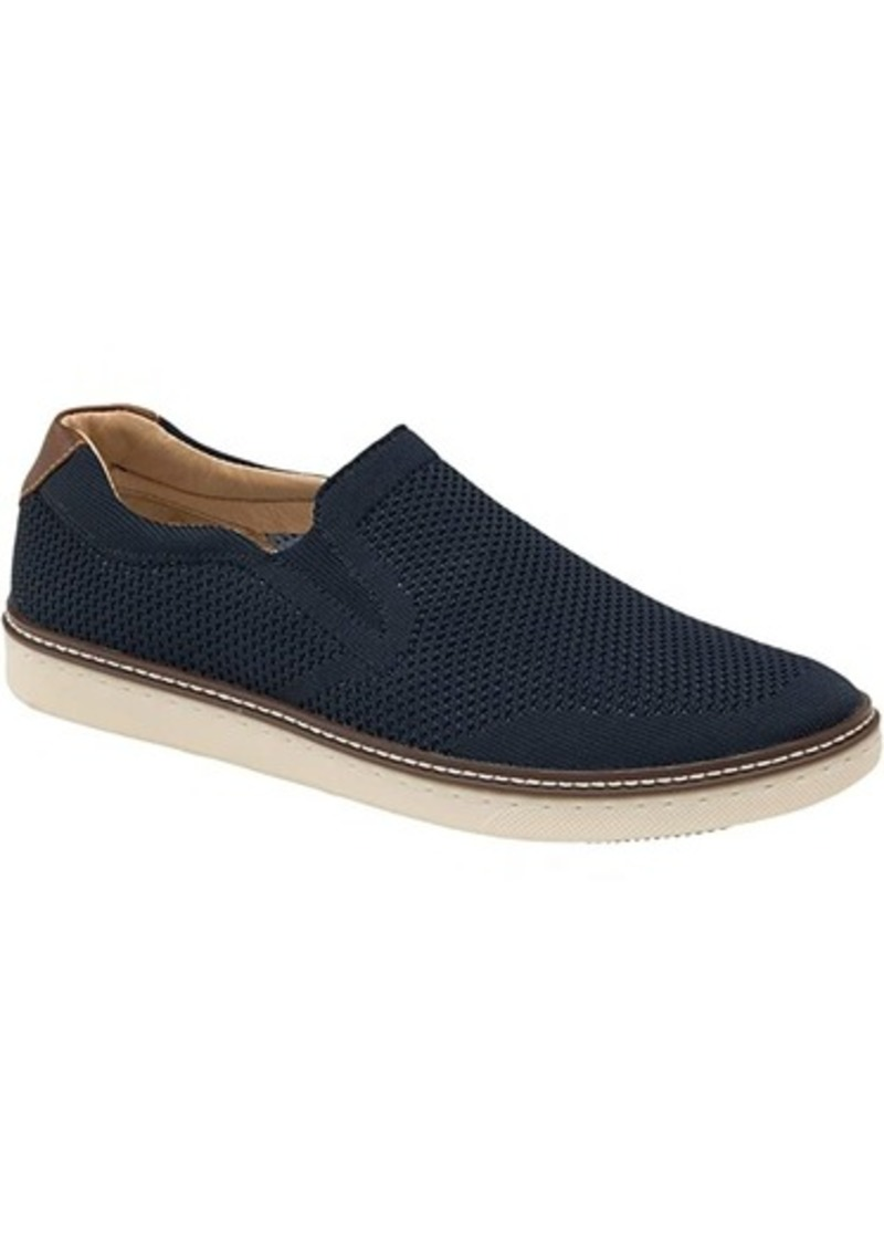 Johnston & Murphy McGuffey Slip-On Knit Sneaker