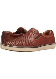 Johnston & Murphy McGuffey Woven Casual Slip-On Sneaker