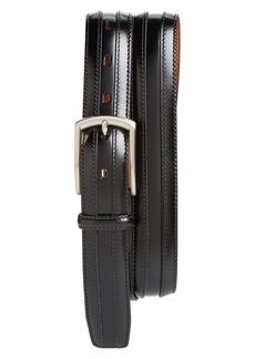 Men's Johnston & Murphy Calfskin Belt