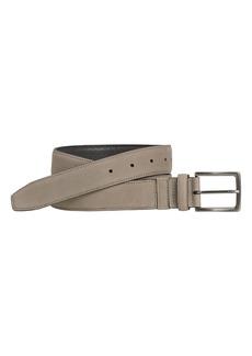 Men's Johnston & Murphy Xc4 Leather Dress Belt