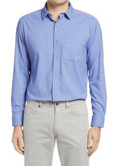 Men's Johnston & Murphy Xc4 Performance Button-Up Shirt