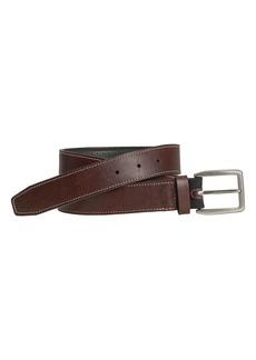 Men's Johnston & Murphy Xc4 Waterproof Leather Belt