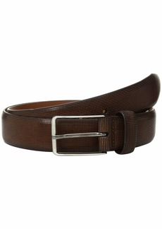 Johnston & Murphy Mini Embossed Belt