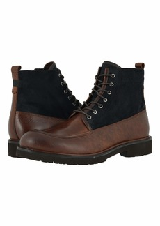 Johnston & Murphy Sanders Moc Toe Zip Boot
