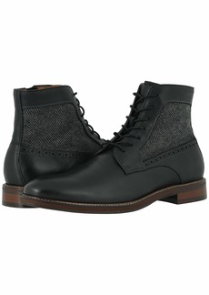 Johnston & Murphy Warner Plain Toe Boot